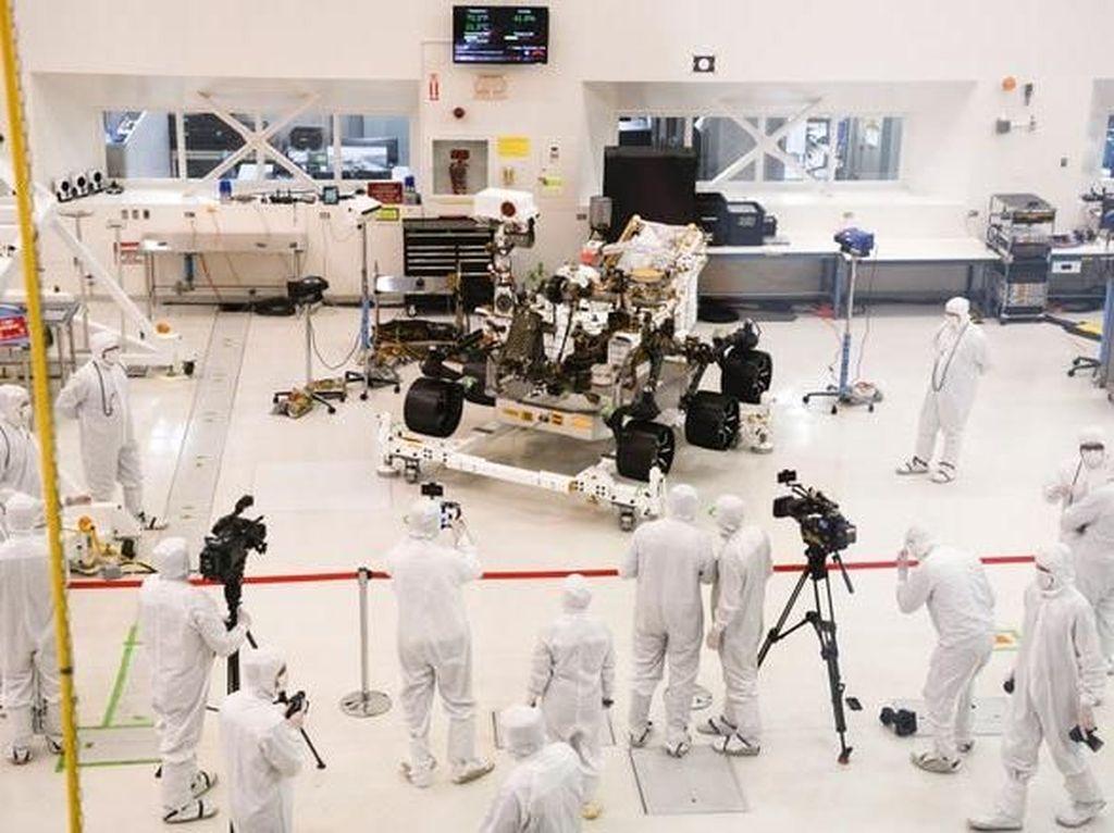 NASA Siap Luncurkan Misi Mars 2020 Kamis Pekan Ini