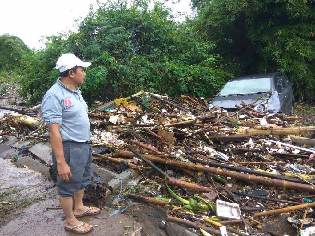 Banjir Bandang Terjang Padalarang, 232 Orang Mengungsi