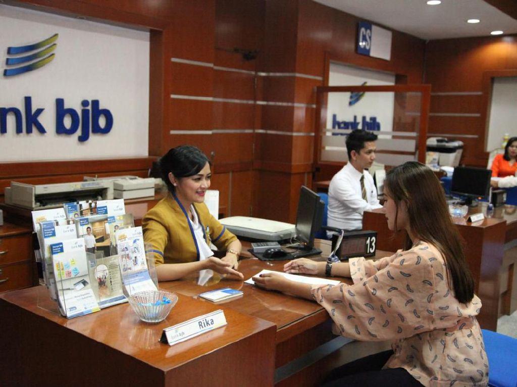 Suku Bunga BI Turun, bank bjb Optimistis Penuhi Target Bisnis 2020