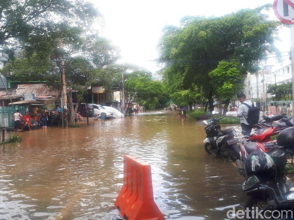 Banjir Awal 2020 Bakal Pengaruhi Inflasi?