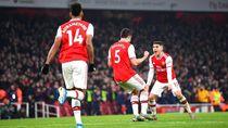 Gol-gol Arsenal yang Kalahkan MU
