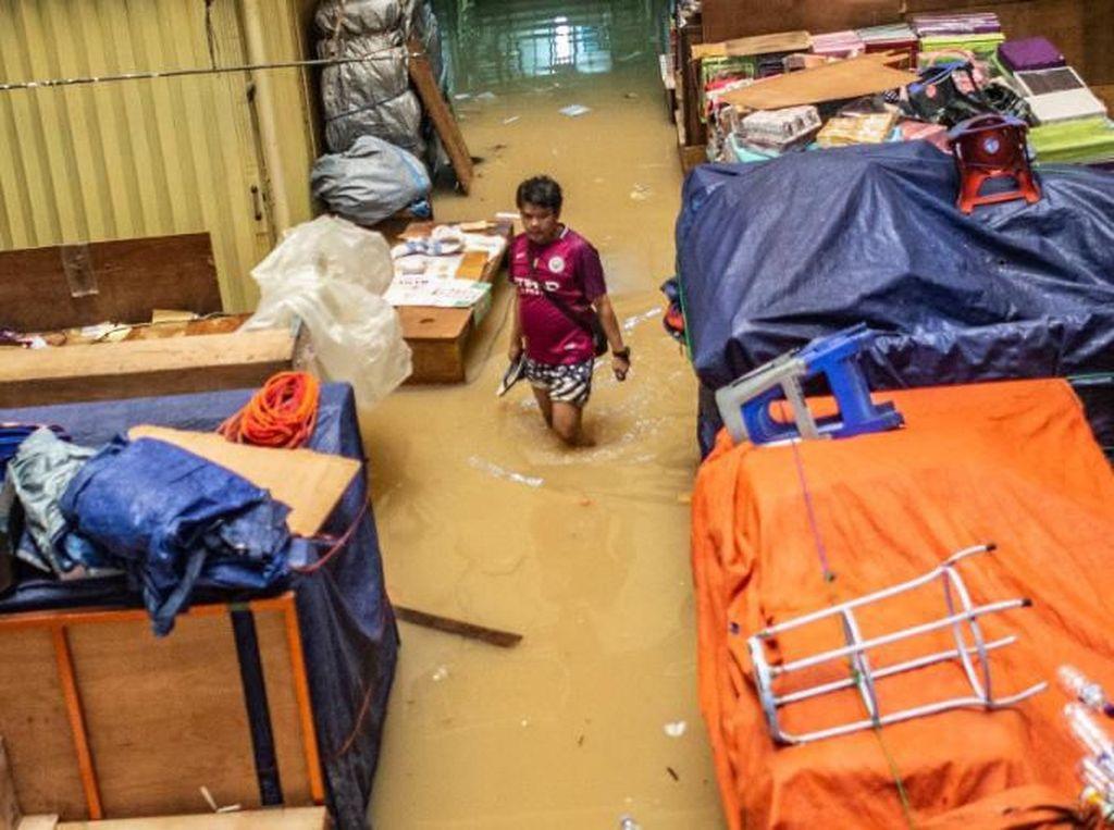 Banjir Kepung Jabodetabek, Pengusaha Rugi Berapa?