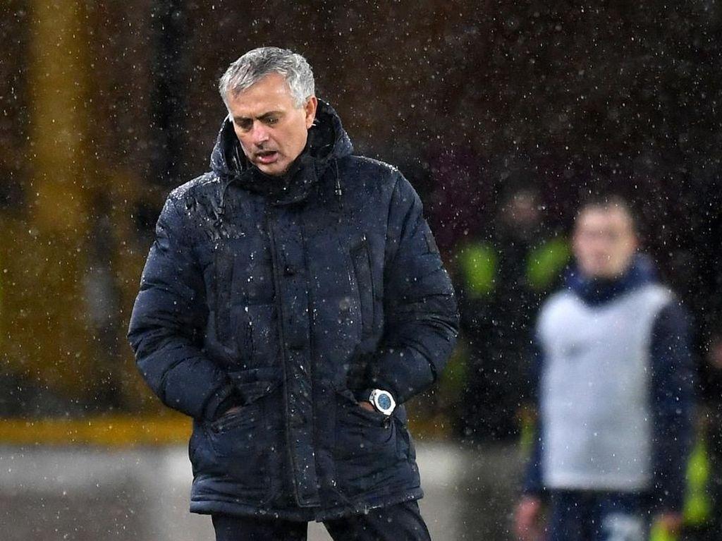Bagi Mourinho, Situasinya di Tottenham Kini Mirip dengan Porto Dulu
