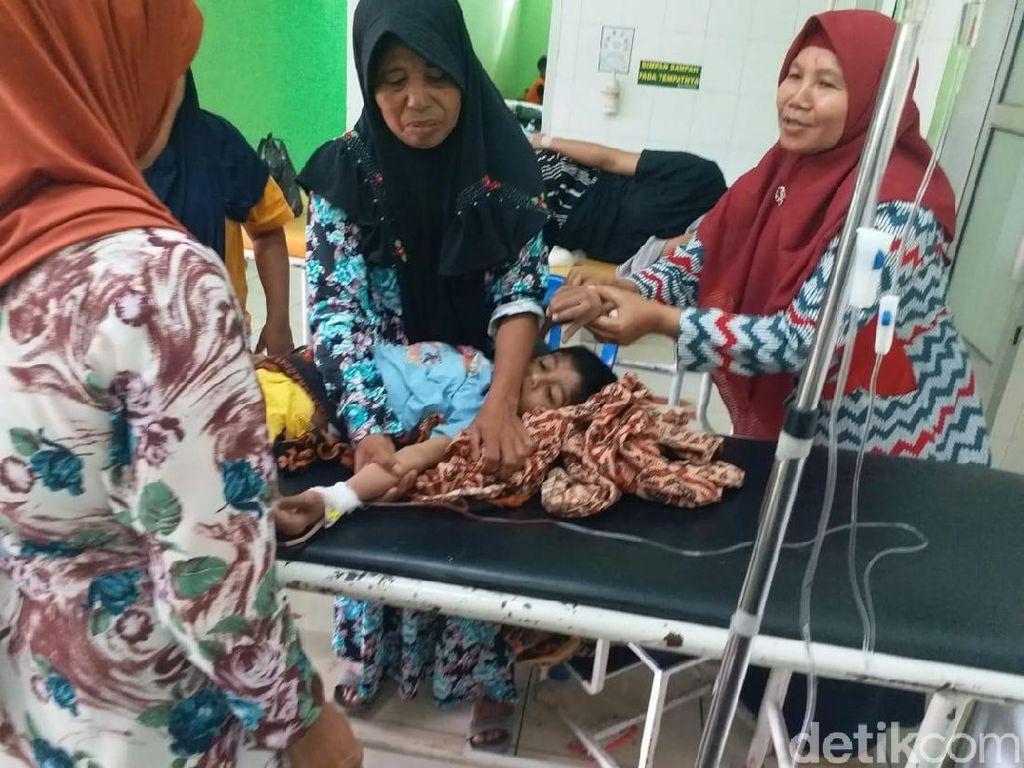Puluhan Warga Tasikmalaya Keracunan Usai Santap Makanan Syukuran Rumah