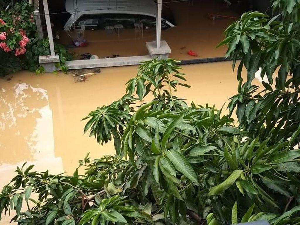 Banjir Awal Tahun di Vila Nusa Indah, Pemkab Bogor Bikin Menara Pemantau