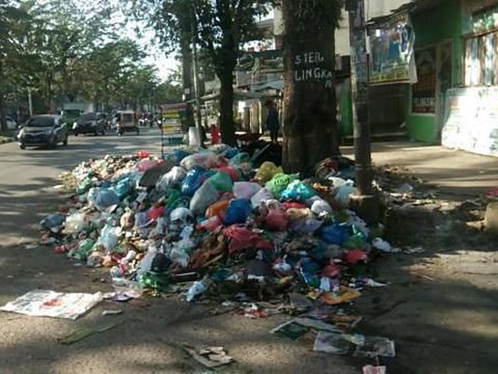 Sampah Berserakan di Jalanan, DPRD Medan Minta Pemkot Perbanyak Truk Sampah