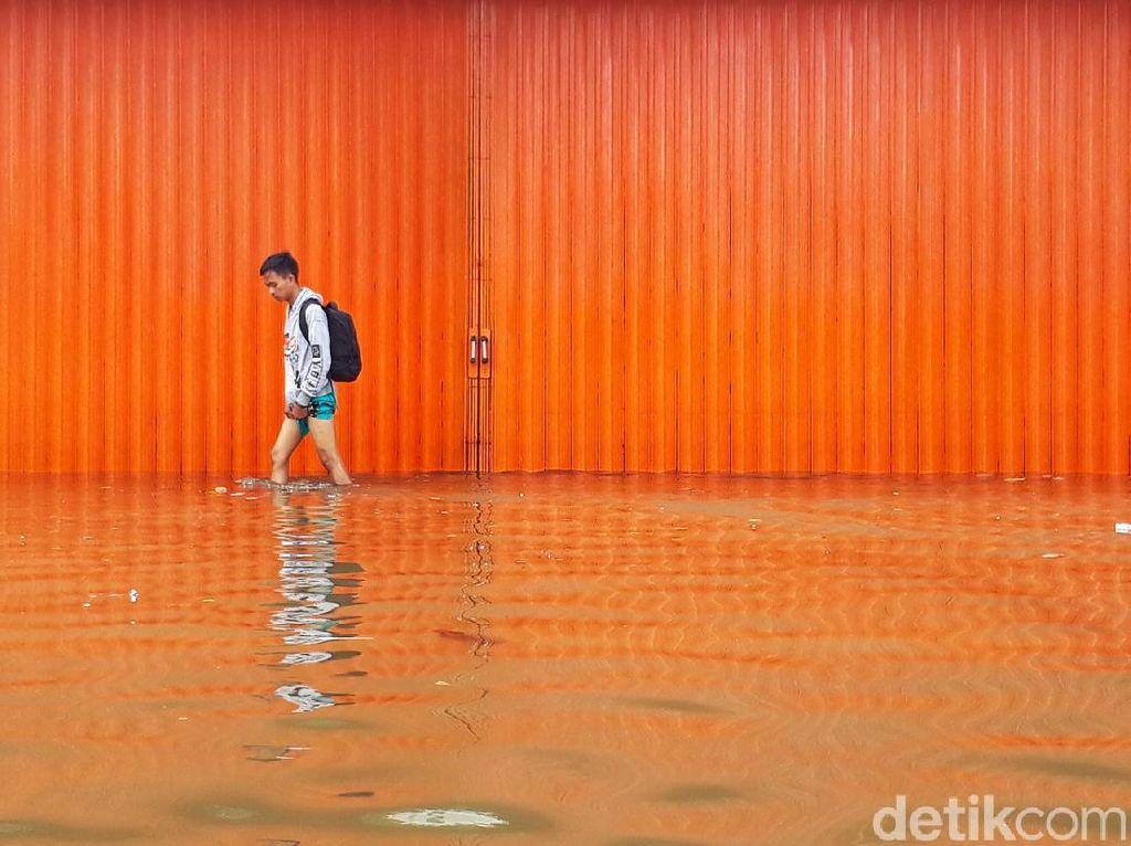 829 Wilayah Masih Padam Listrik Akibat Banjir