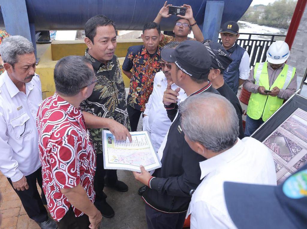 Antisipasi Banjir, Pemkot Semarang Siapkan 49 Rumah Pompa Siaga