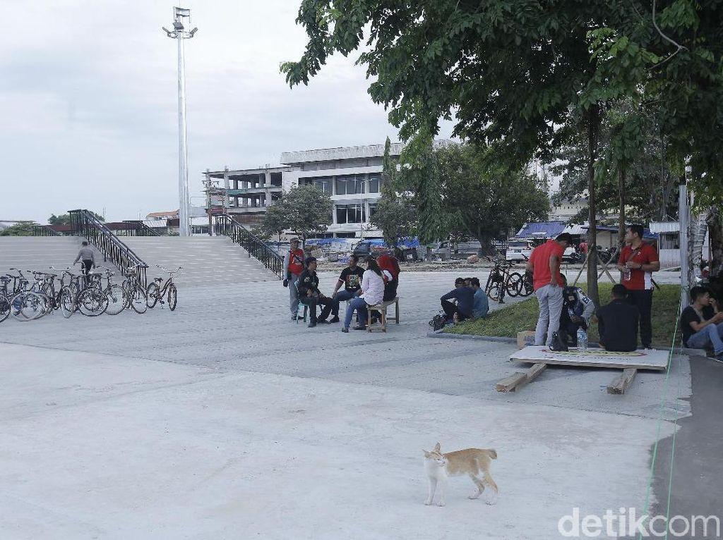 Menanti Alun-alun Semarang Reborn