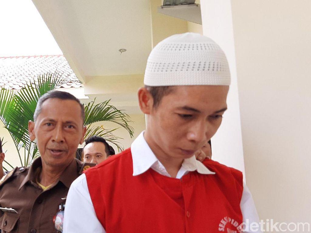 Tok! MA Vonis Mati Deni Pemutilasi PNS Kemenag Bandung