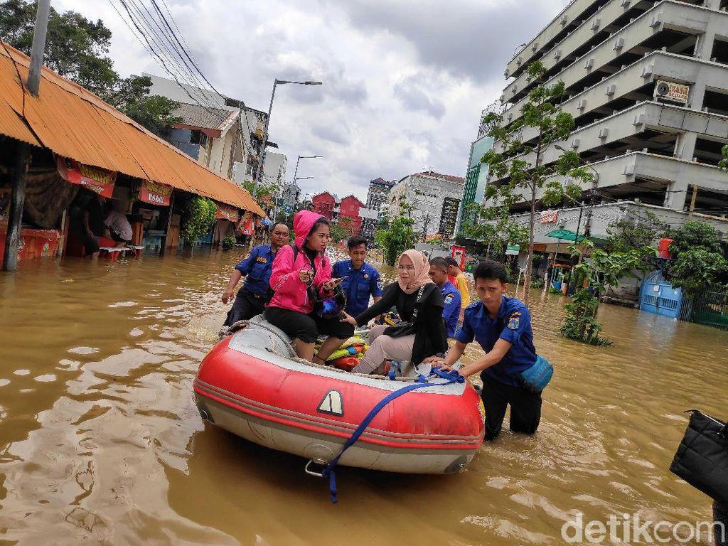 Kenapa Listrik Harus Dipadamkan Saat Banjir?