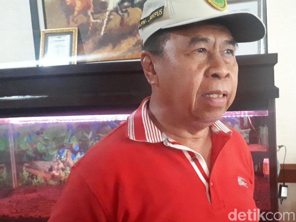 Cerita Hakim PN Jakpus Ngantor Bersandal Jepit karena Kebanjiran