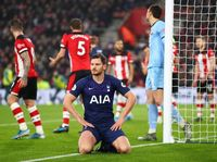 7 Fakta Usai Duel Southampton Vs Tottenham