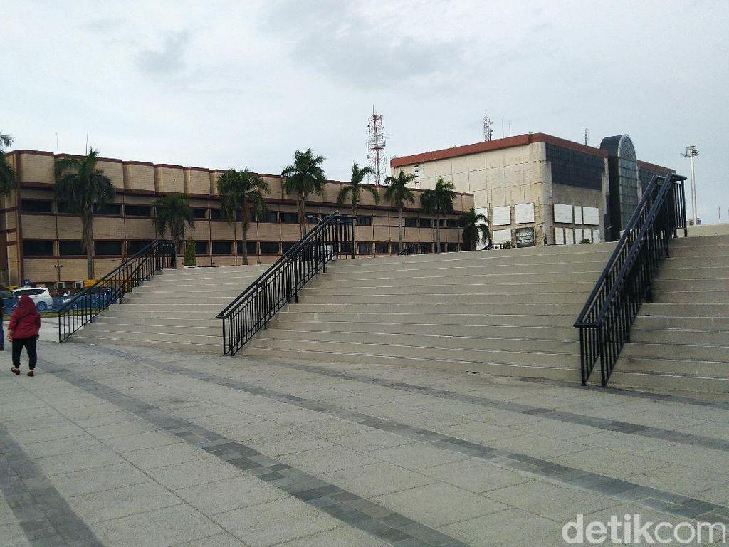 Potret Alun-alun Semarang Reborn