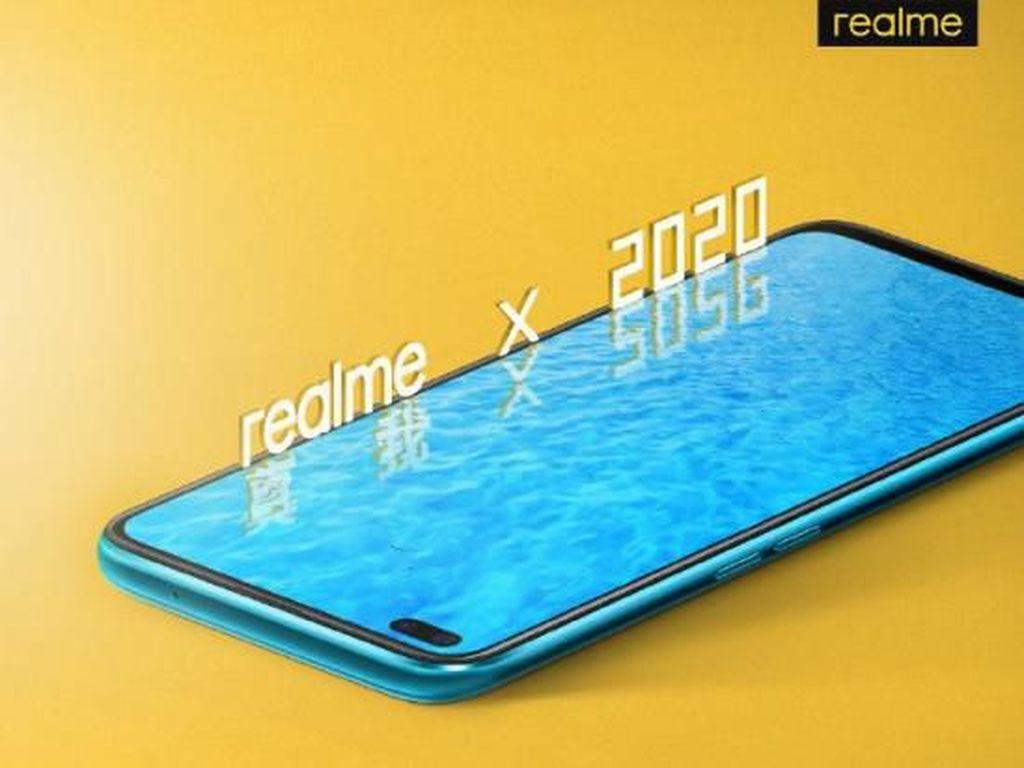 Lebih Lengkap Soal Realme X50 5G