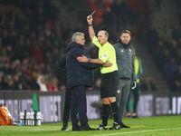 Ada-ada Saja, Mourinho Dikartu Kuning karena Intip Taktik Lawan