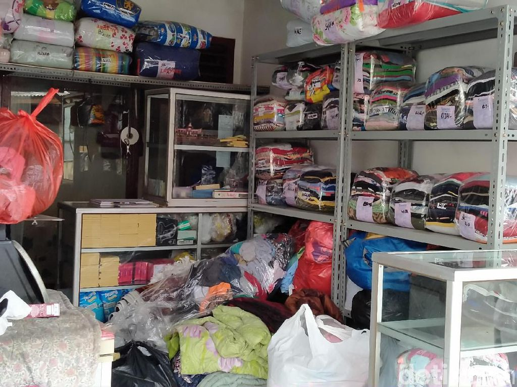 Catat! Tak Semua Laundry Mau Terima Order Korban Banjir, Ini Alasannya