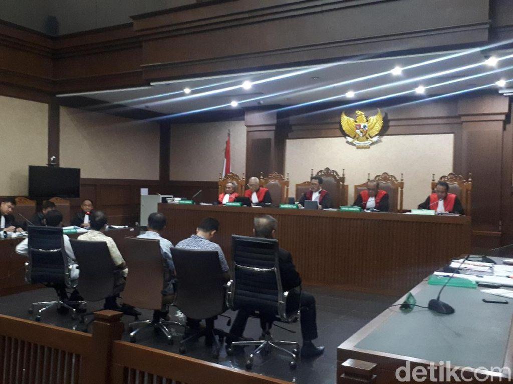 Anak Buah Gubernur Nurdin Ngaku Diminta Cari Uang Biayai Saksi Pemilu