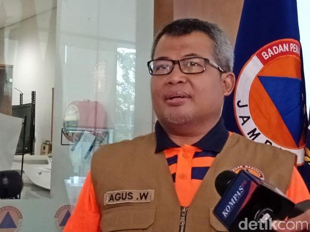 BNPB Update Banjir Jabodetabek: Ada 140 Titik, Tinggi Rata-Rata 20-50 cm