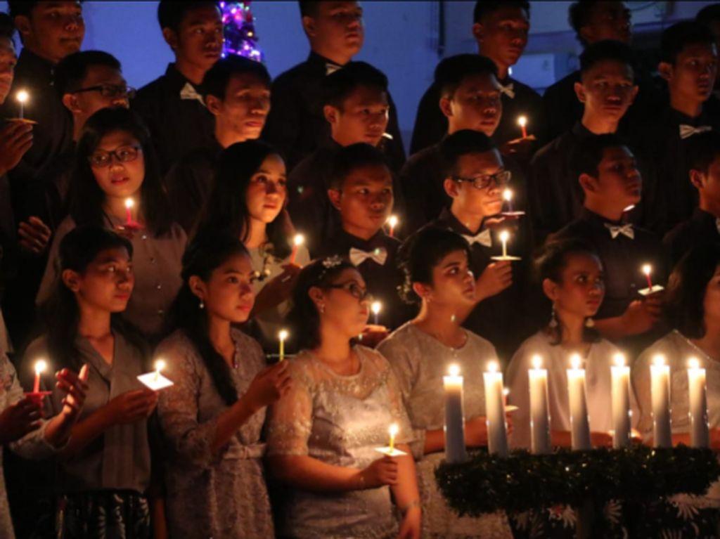 Natal Pemuda HKBP Teluk Mulus