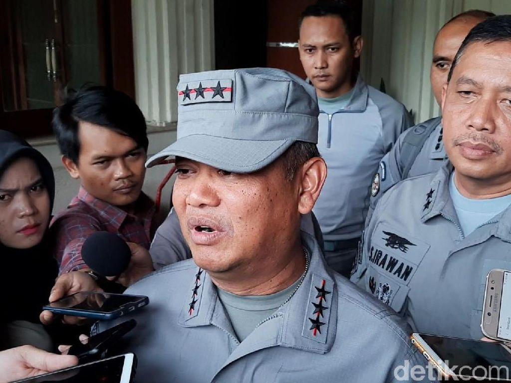 China Klaim Laut Natuna, Bakamla Tambah Pasukan Pengamanan