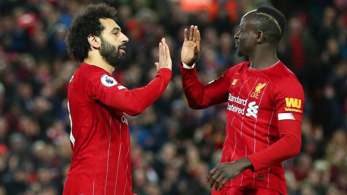 Liverpool mendominasi Starting XI Terbaik Afrika 2019 (Foto: Clive Brunskill/Getty Images)