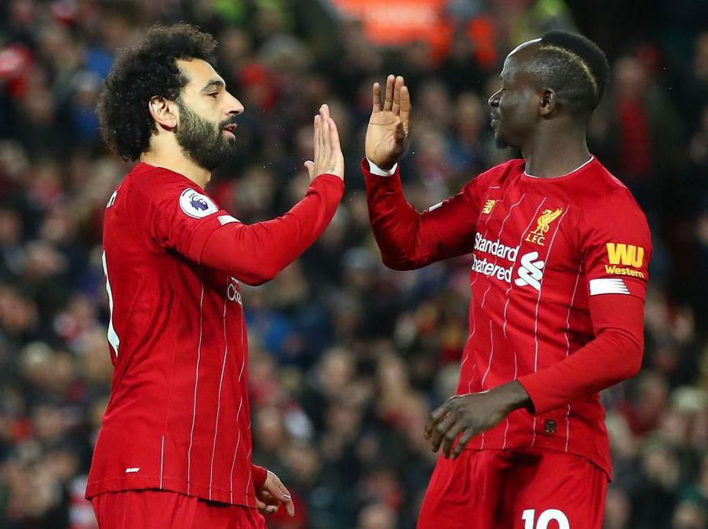 Liverpool Juga Kuasai Starting XI Terbaik Afrika