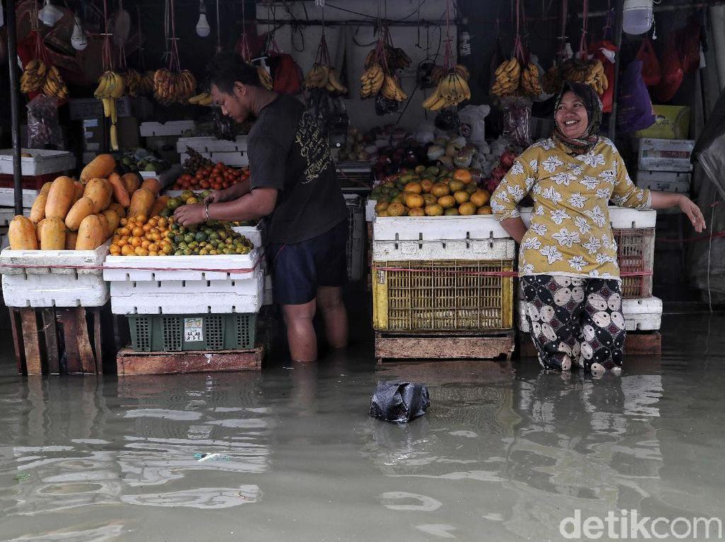 Dikepung Banjir Parah, Jakarta Terancam bakal Tenggelam