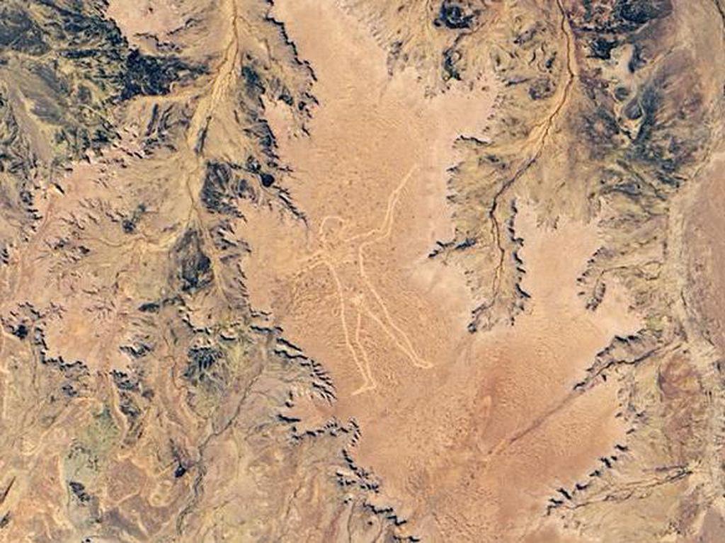 Mirip Nazca Lines Tapi Ini di Australia