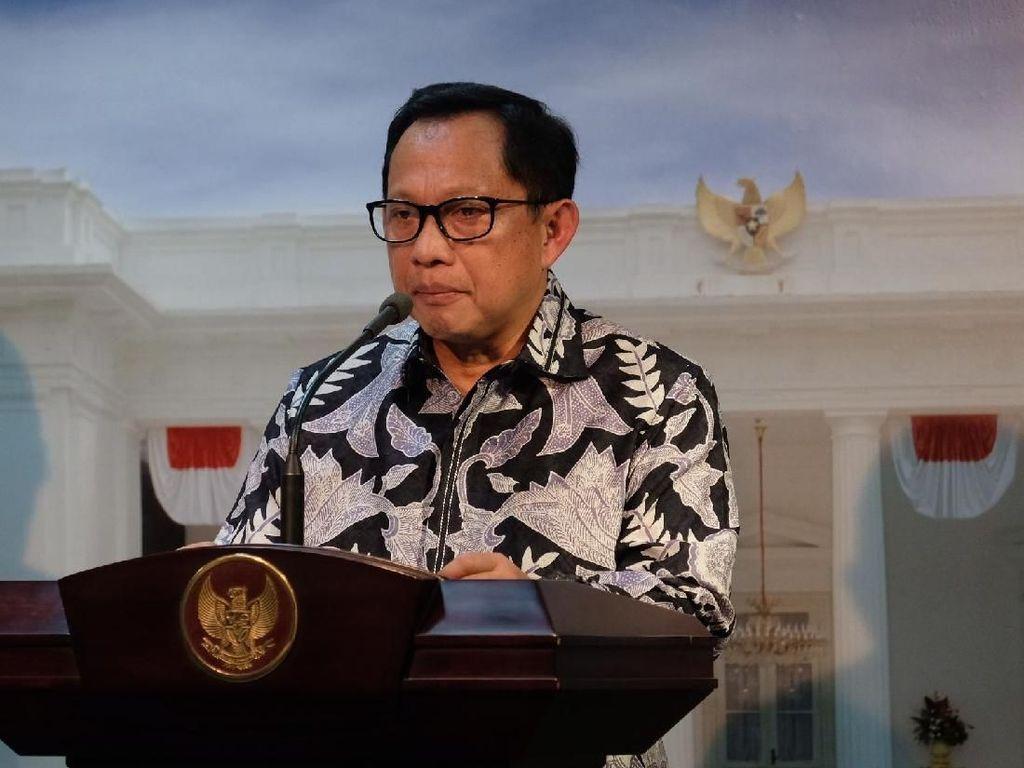 Segera Rapat dengan Nadiem, Tito Angkat Bicara soal Mendagri Ad Interim