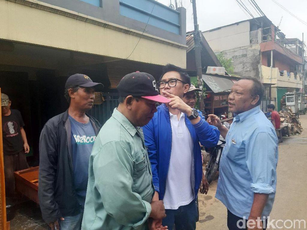Eko Patrio Minta Jangan Saling Menyalahkan Soal Banjir