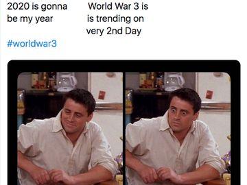 Aneka Meme Reaksi World War 3 AS VS Iran di Twitter