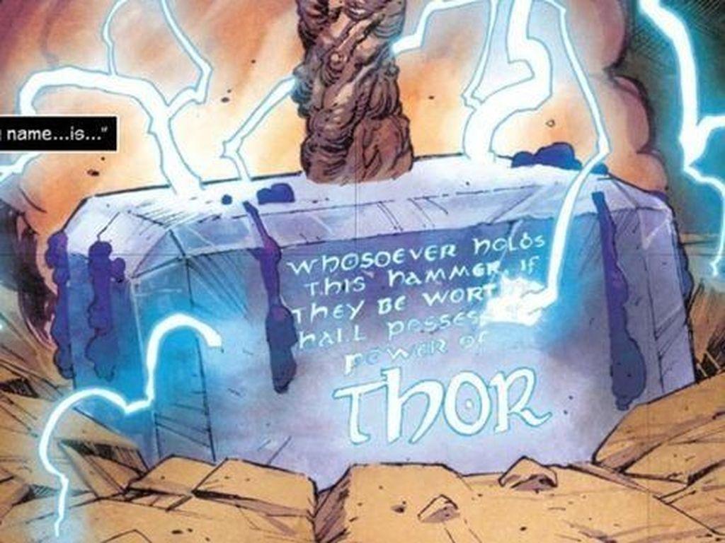 Thor Akan Berevolusi Sekali Lagi