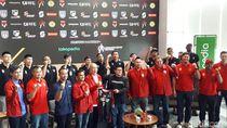 Timnas Basket Sudah di Jakarta, Masih Harus Pindah-Pindah Lapangan