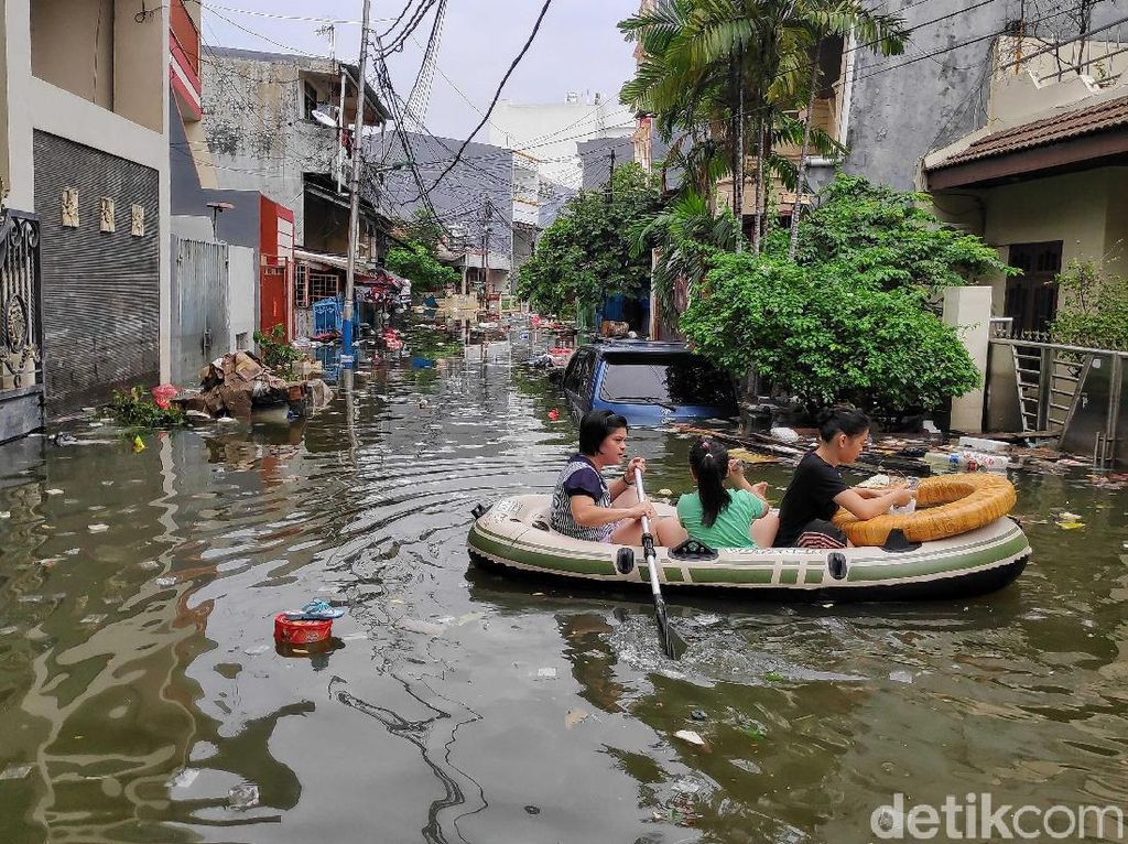 XL Gratiskan Layanan Telepon Bagi Korban Banjir