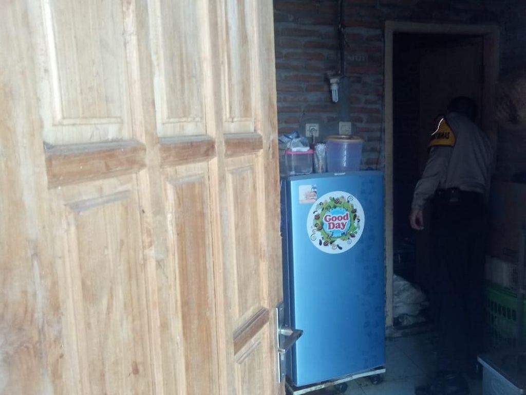 Polisi Temukan Senjata Tajam di TKP Penemuan Potongan Tubuh Siti Aminah