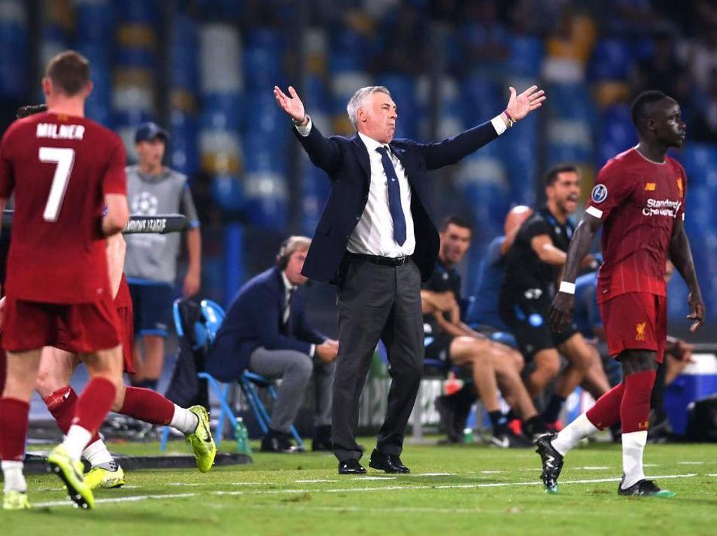 Tatap Derby Merseyside, Ancelotti Sebut Everton Sedang Pede Banget