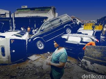 Tahun Baru, Rekor Banjir Baru