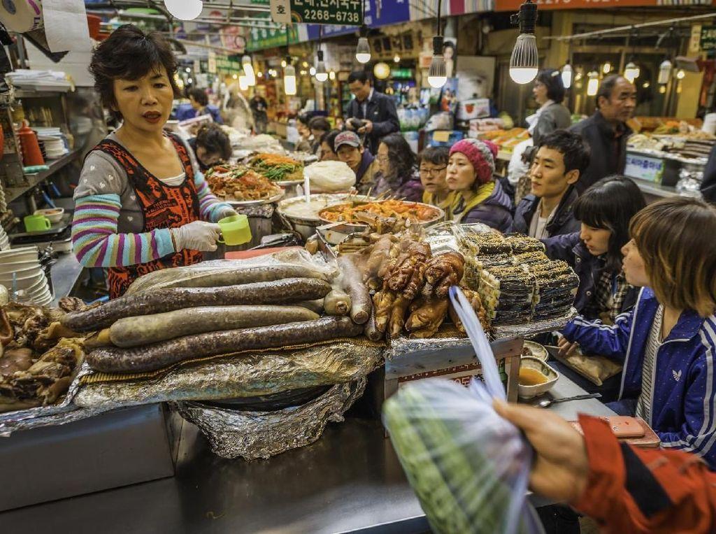 Kaki Lima hingga Alpukat, Jadi Makanan Paling Hits Satu Dekade Terakhir