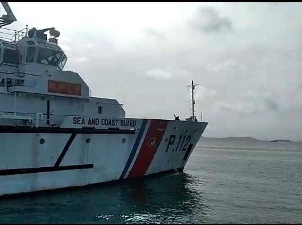 Kemenhub Kerahkan Kapal Patroli di Laut Natuna Amankan Nataru