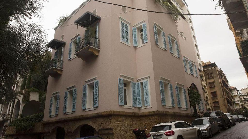 Ini Dia Lokasi yang Diduga Rumah Mantan Bos Nissan di Lebanon