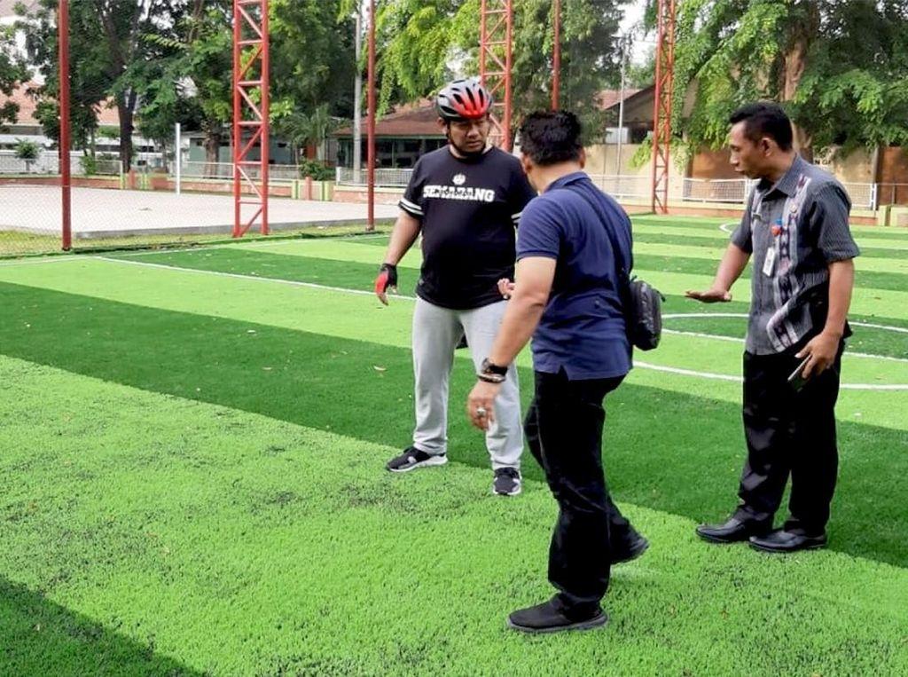Pemkot Semarang Terus Tambah Fasilitas Olahraga Taraf Internasional