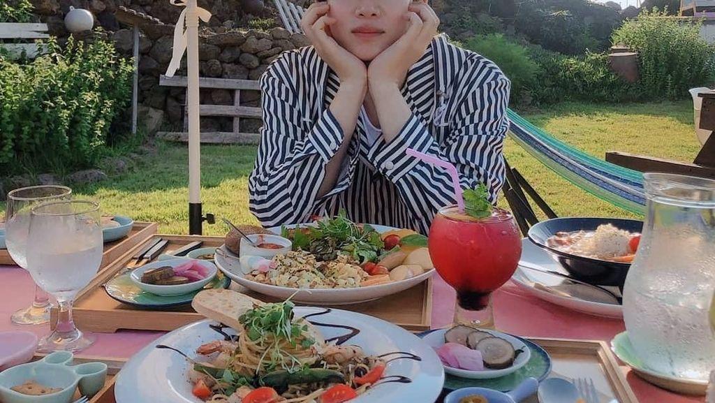 Resmi Pacari Momo TWICE, Ini 10 Momen Kuliner Heechul Saat Jomblo!
