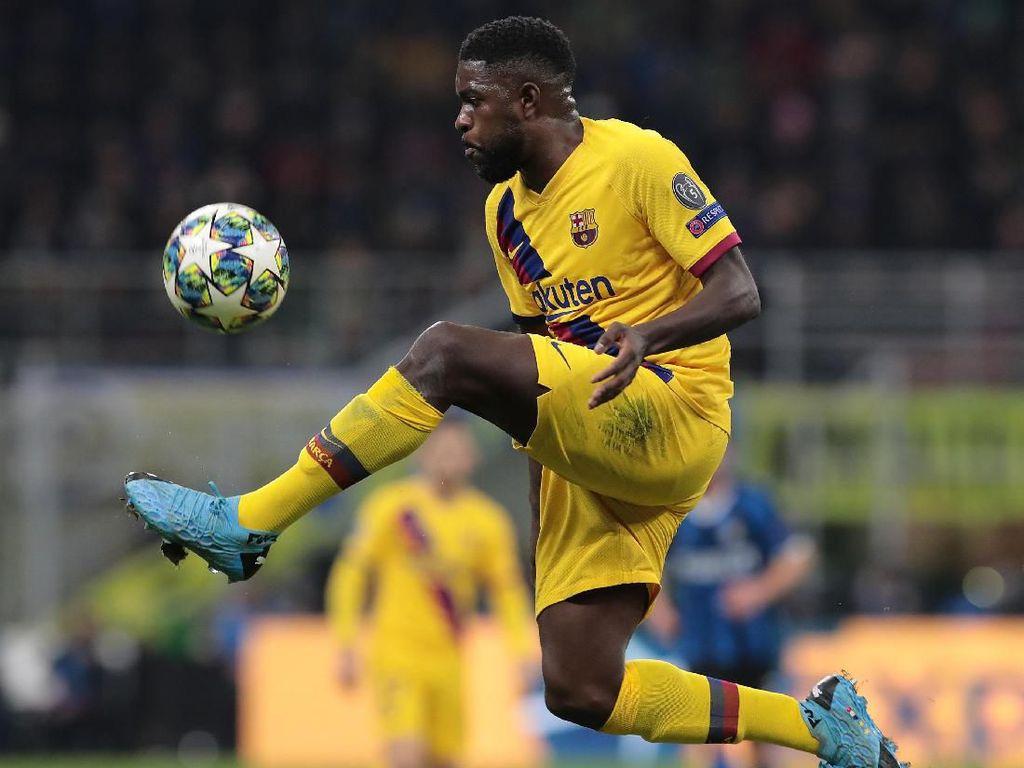 Nonton Langsung Arsenal Vs MU, Umtiti Kirim Sinyal ke The Gunners?