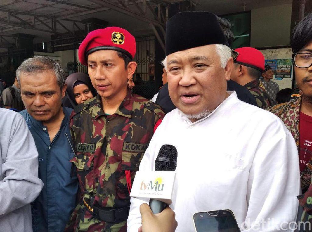 Din Syamsuddin: Pembungkaman Kampus Itu Pembodohan Kehidupan Bangsa