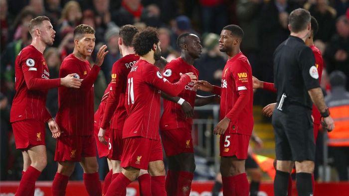 Sederet Rekor yang Bisa Dipatahkan Liverpool