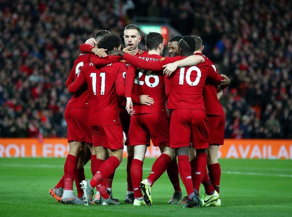 Nah Lho, Ancaman Perang Dunia III Bikin Liverpool Bisa Batal Juara Liga Inggris?