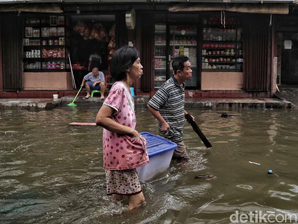 Waspada Tiga Hal Ini Sering Sebabkan Penyakit Pascabanjir