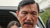 Luhut Beberkan Taktik RI Hadapi Corona Tanpa Lockdown