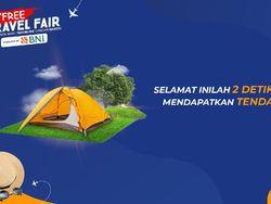 Dua Orang Ini Dapat Gratis Tenda Naturehike Tent Cloud UP 4P